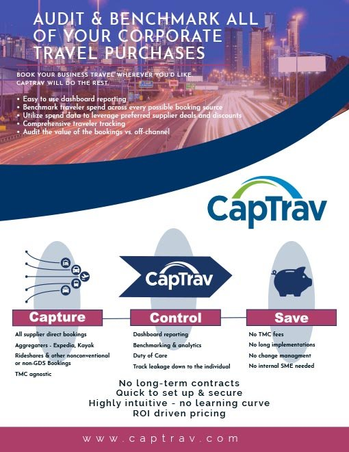 captrav brochure