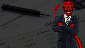 The Problem with Expense Data